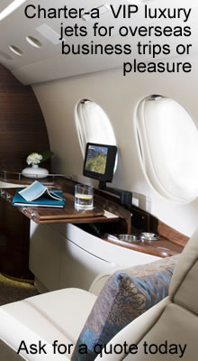 Business Jets with Charter-a