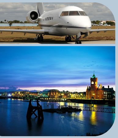 Cardiff Jet Amp Helicopter Charter  Private Jet  Jet Hire