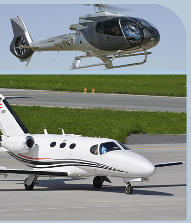 Jet Hire East Midlands