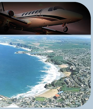 Newquay Private Jet Amp Helicopter  Jet Charter  Jet Hire
