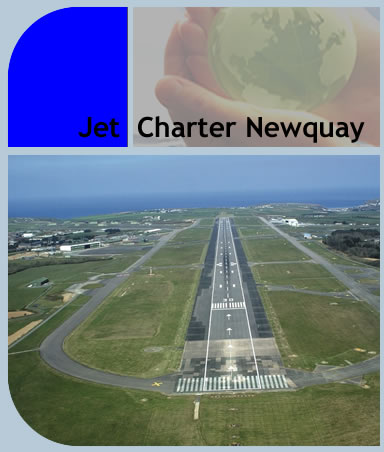 Private Jets Newquay